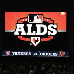 Welcome to the ALDS!