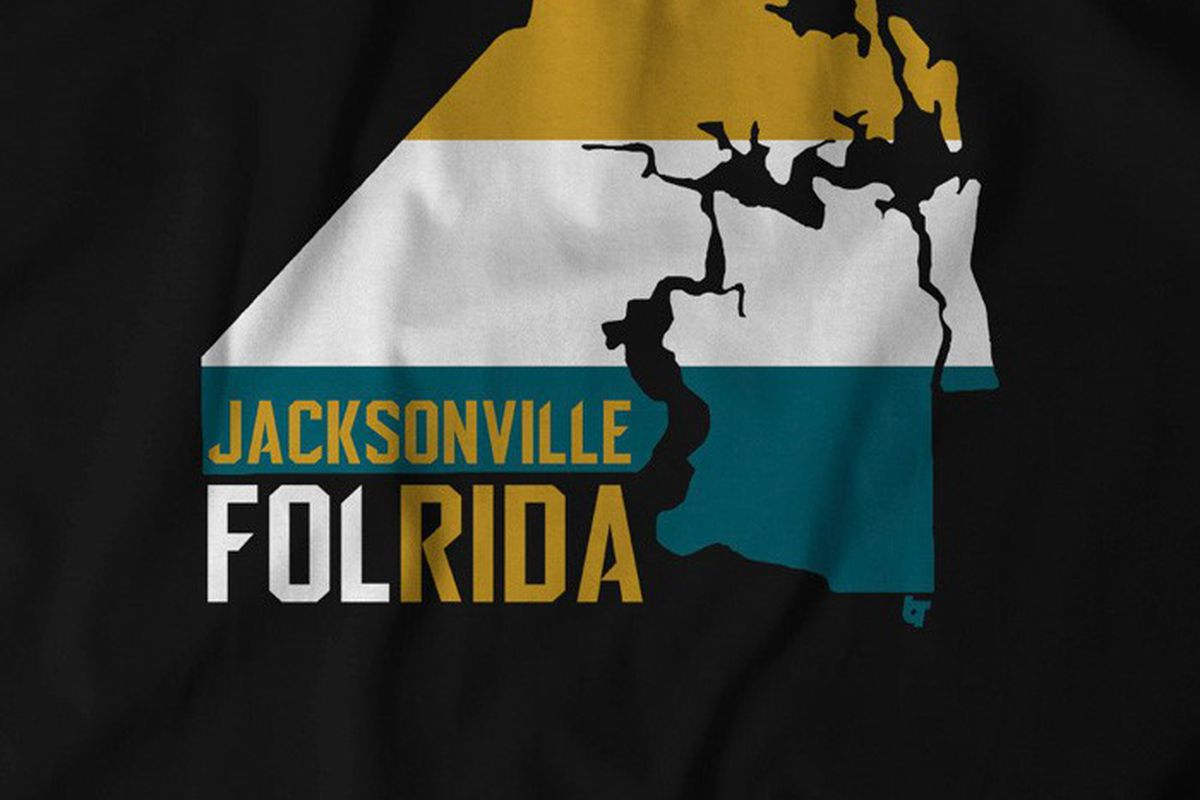 huge selection of 38046 50a64 Jacksonville Jaguars Nick Foles shirt - Big Cat Country