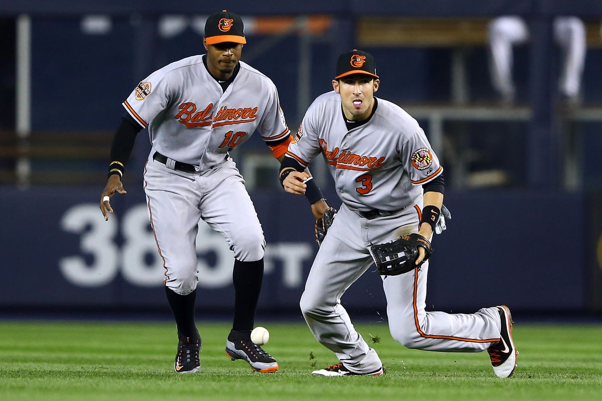 American League Division Series Game 4 Overflow 3: Orioles 1