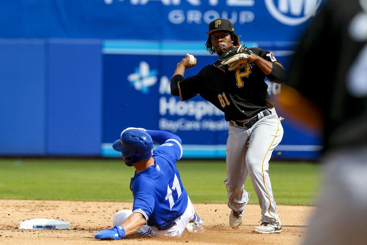 MLB: Spring Training-Pittsburgh Pirates at Toronto Blue Jays