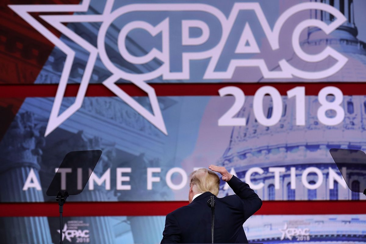 Read the full text of Trump's CPAC speech - Vox