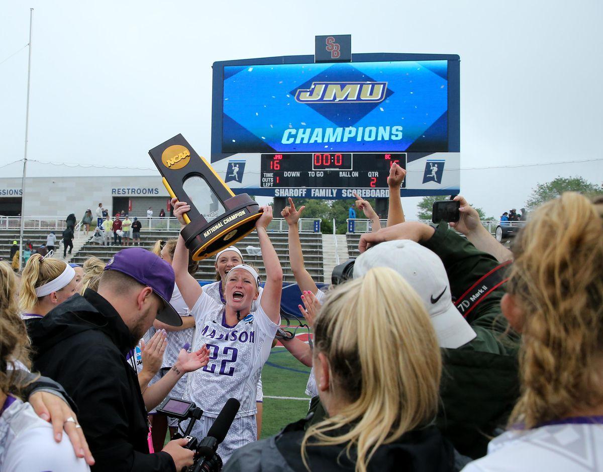 NCAA Lacrosse: Women's Lacrosse Championship-James Madison vs Boston College