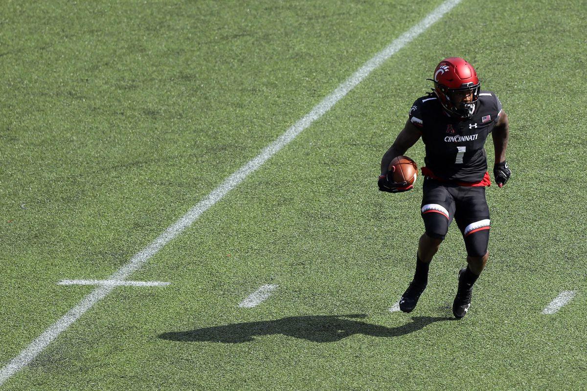 NCAA Football: Tulane at Cincinnati