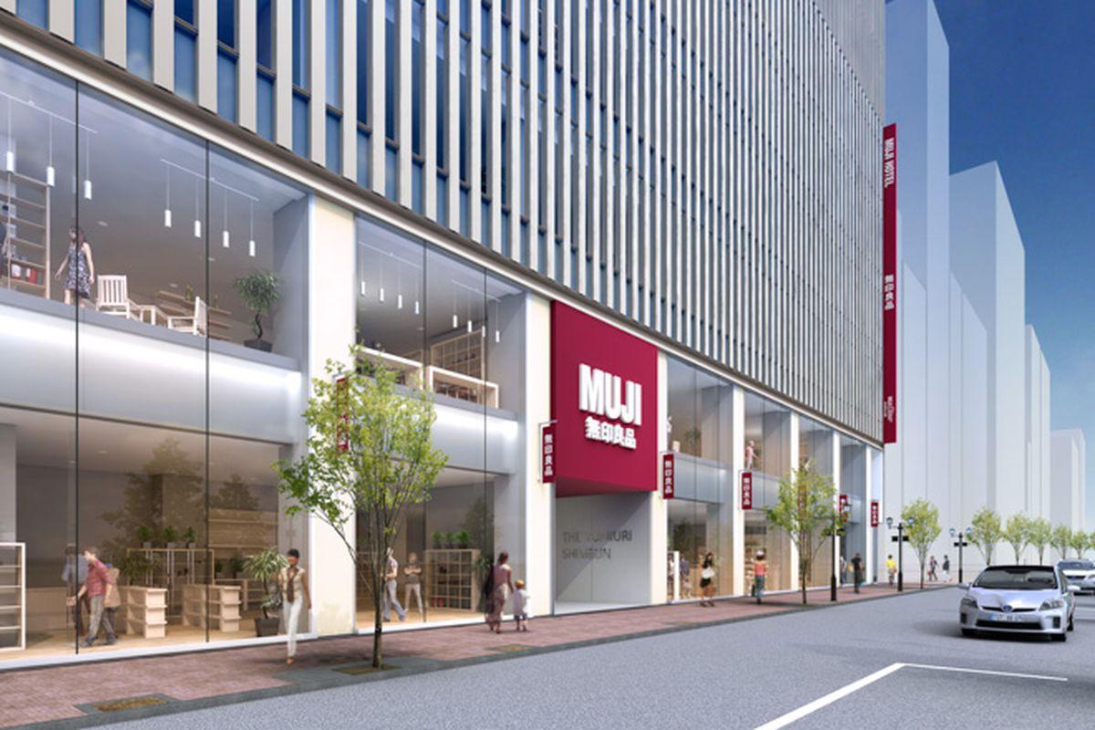 """Résultat de recherche d'images pour """"muji hotel"""""""