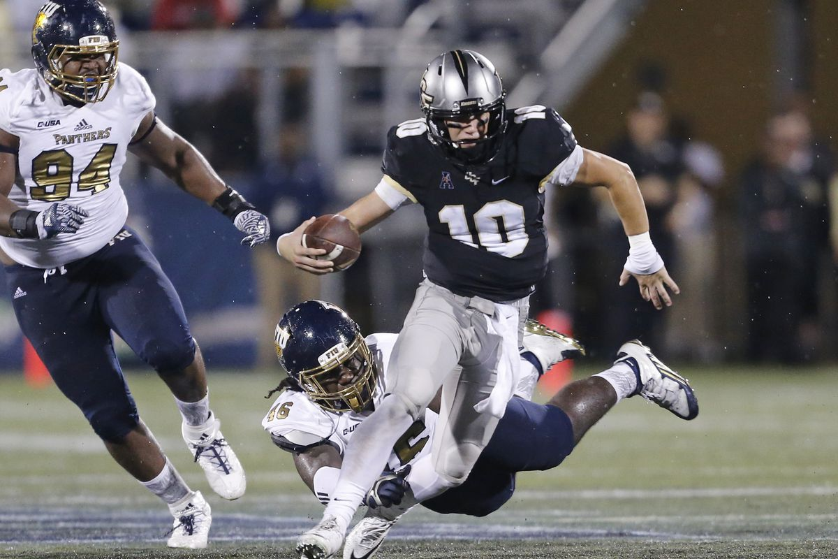 Ucf Knights Vs Fiu Panthers Preview Start Time Tv Prediction