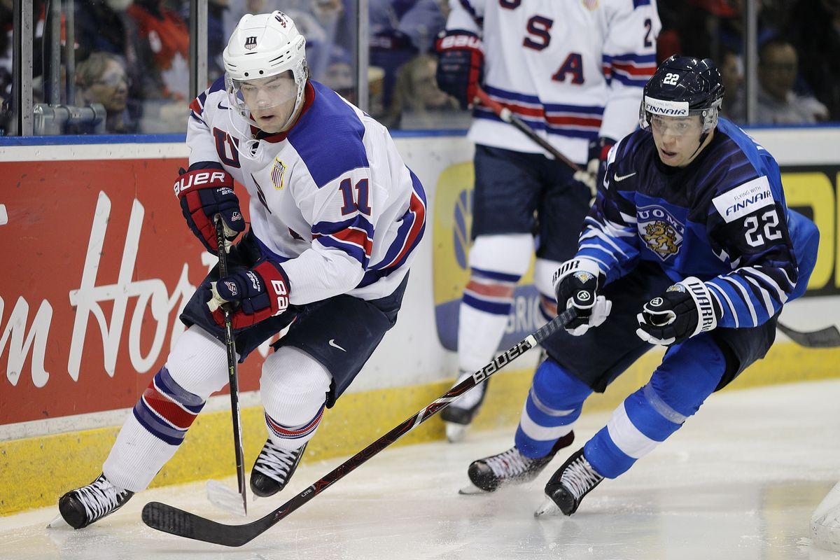 United States v Finland - 2019 IIHF World Junior Championship