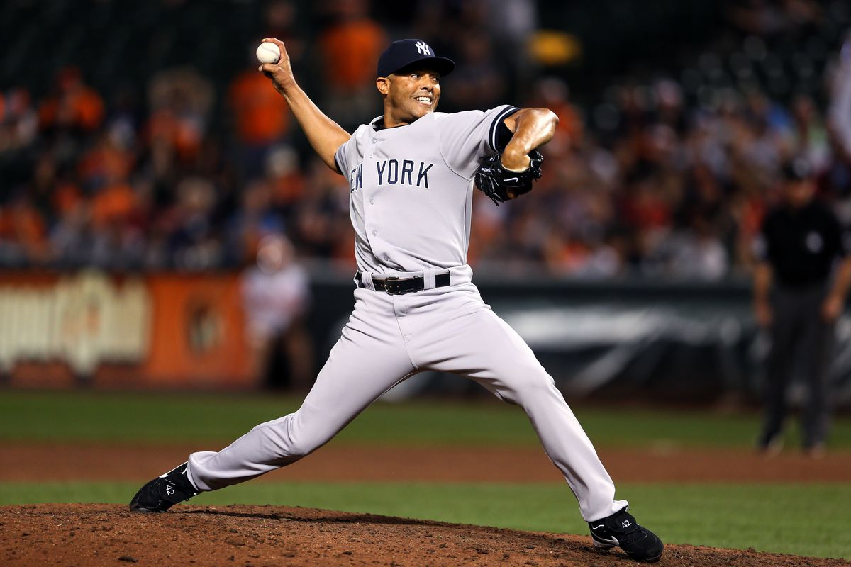 Prospect Retrospective: Mariano Rivera, RHP, New York ...