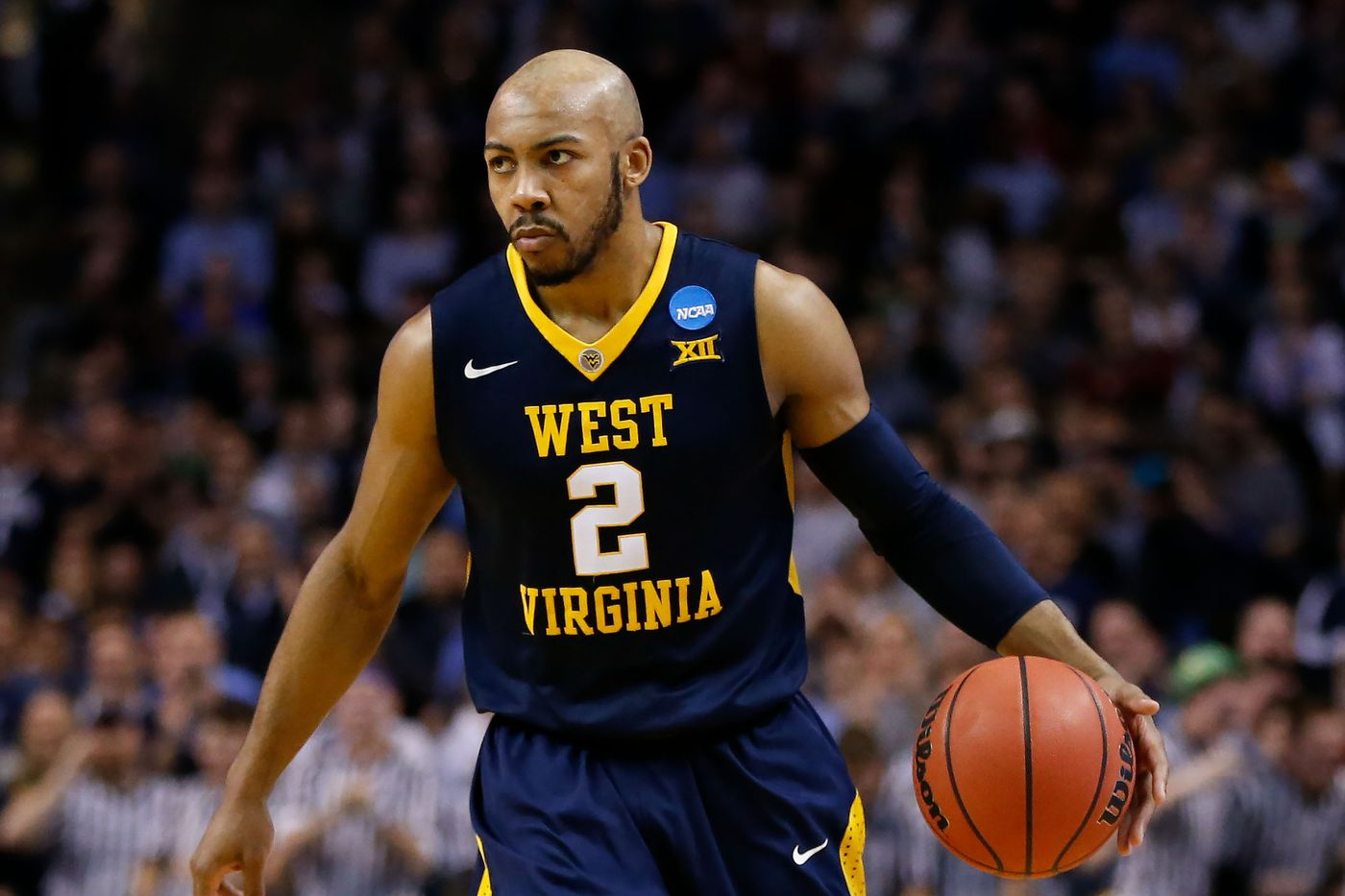premium selection 447b2 406df Memphis Grizzlies select Jevon Carter with the 32nd overall ...