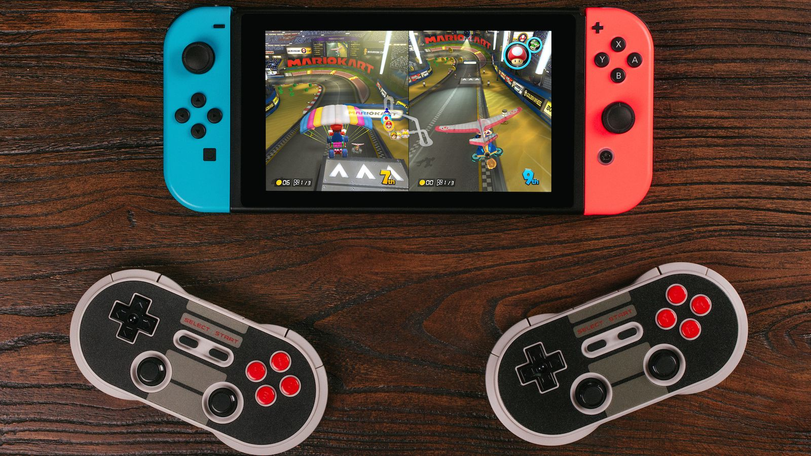 8bitdo's NES30 Pro Controller is an Almost Perfect Nintendo Switch Companion