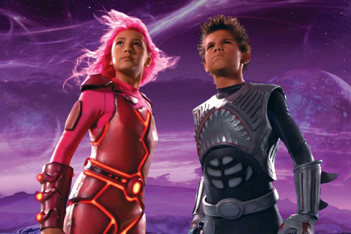 Sharkboy and Lavagirl sequel