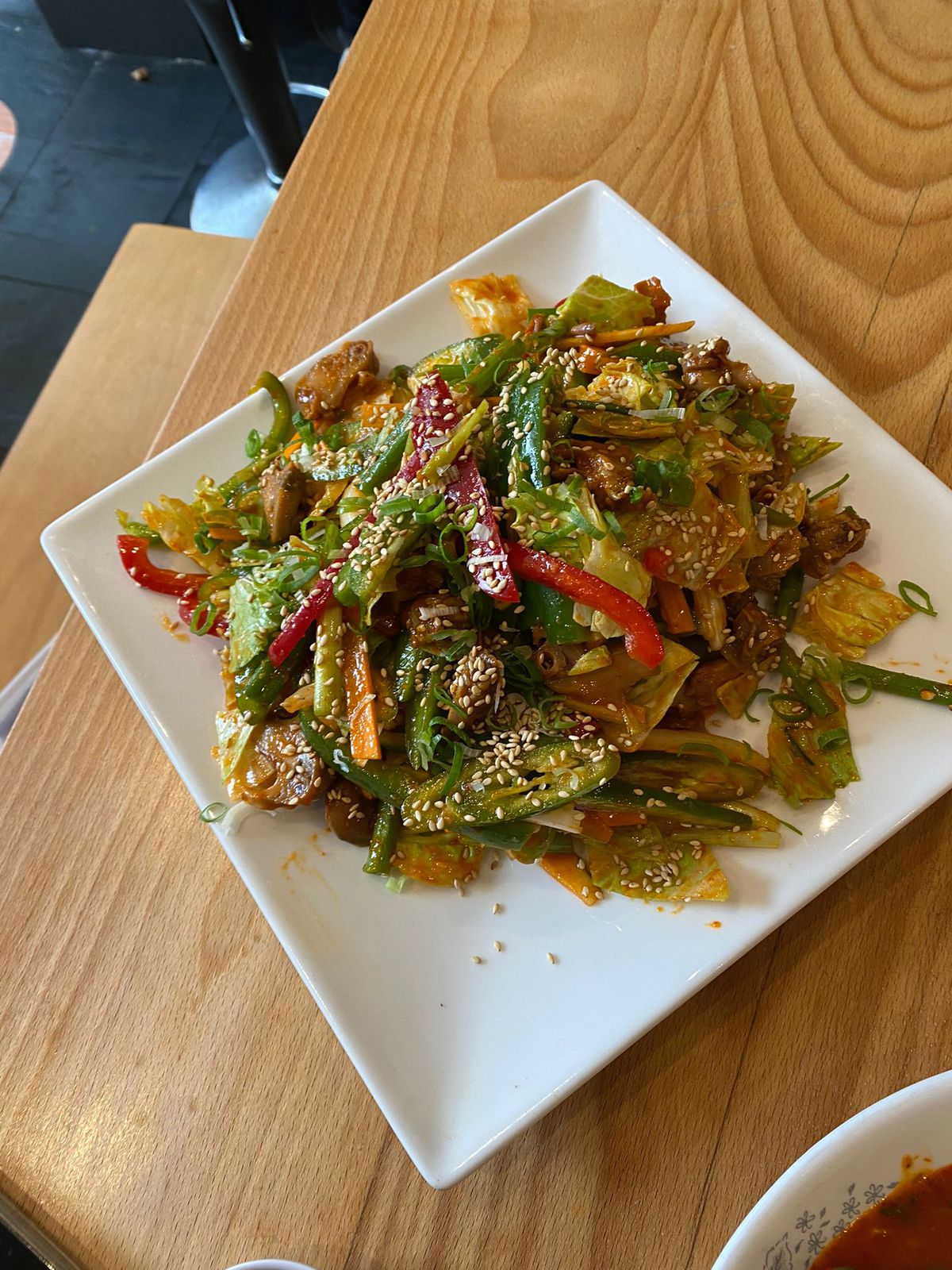Sea snail —whelk —salad at Imone