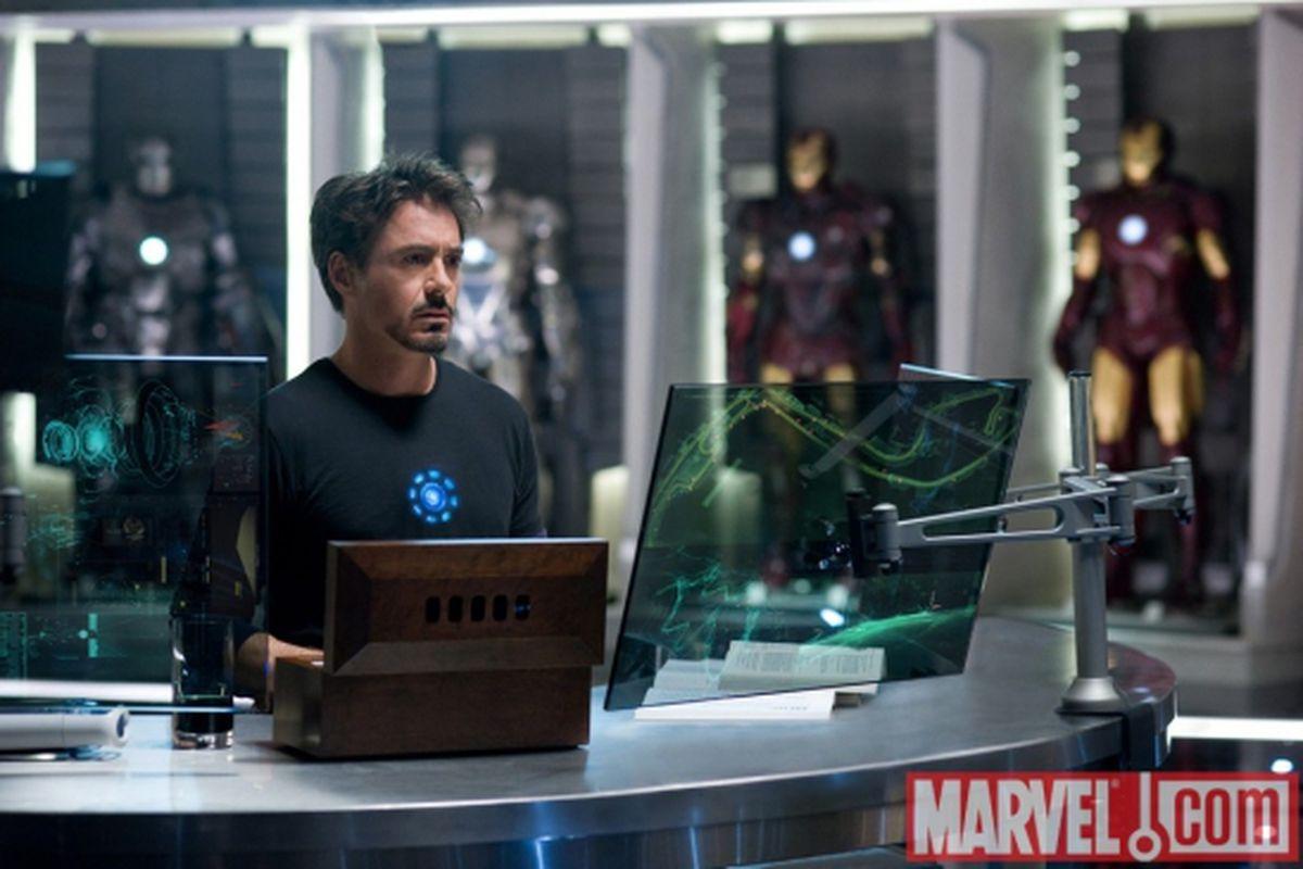 Tony Stark Iron Man PC (Credit: Marvel)