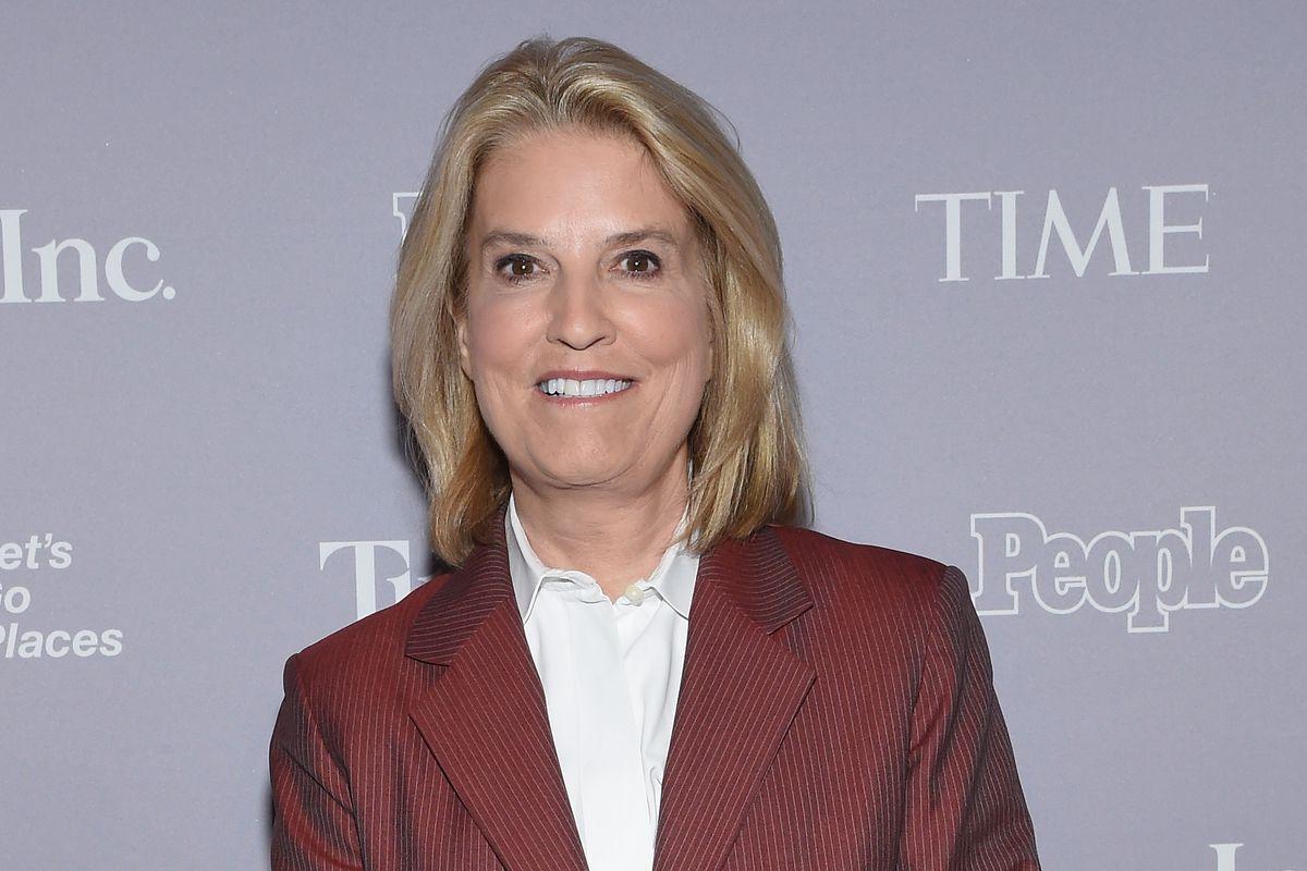 Former cable news anchor Greta Van Susteren