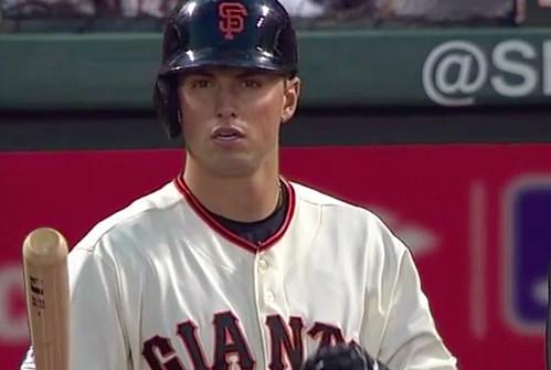 Joe Panik face