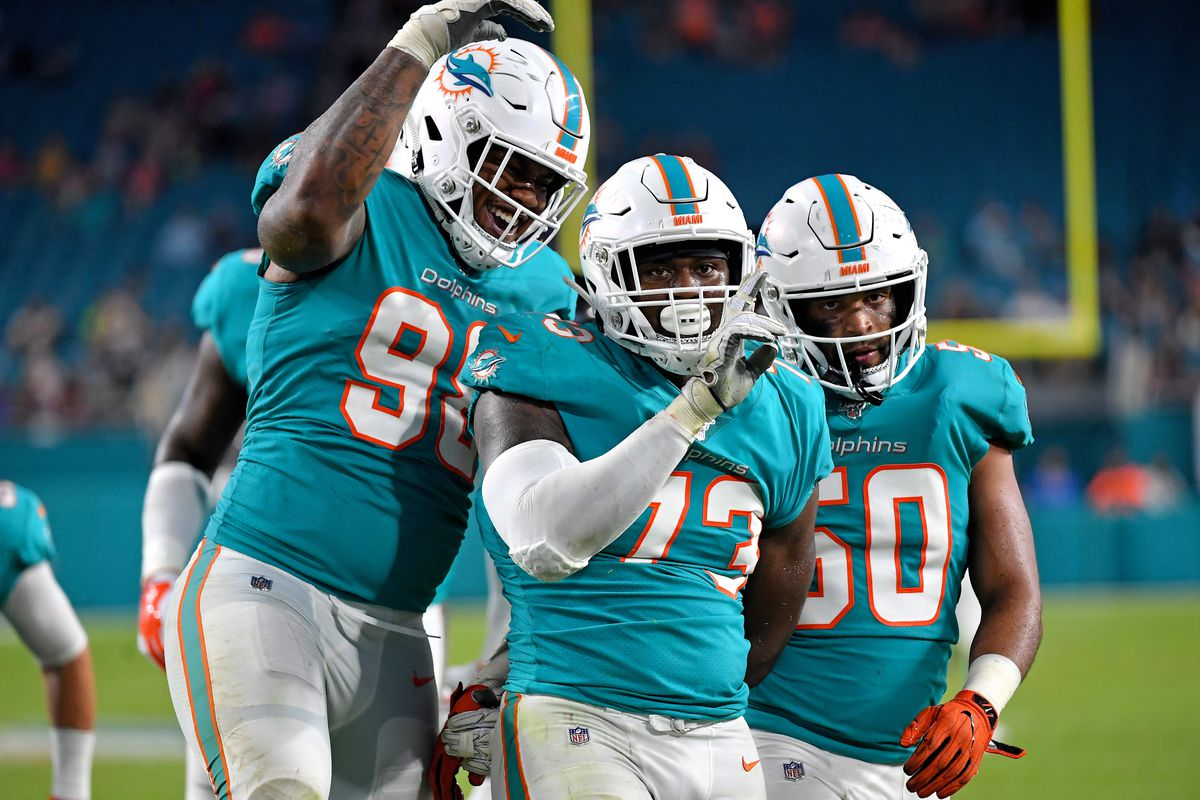 61486b51 Miami Dolphins podcast: Film Room Director at Pro Football Network ...