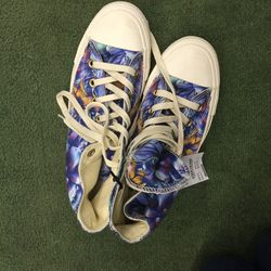 All Star Converse, women's size 7.5, $29.95 (from $59.95)