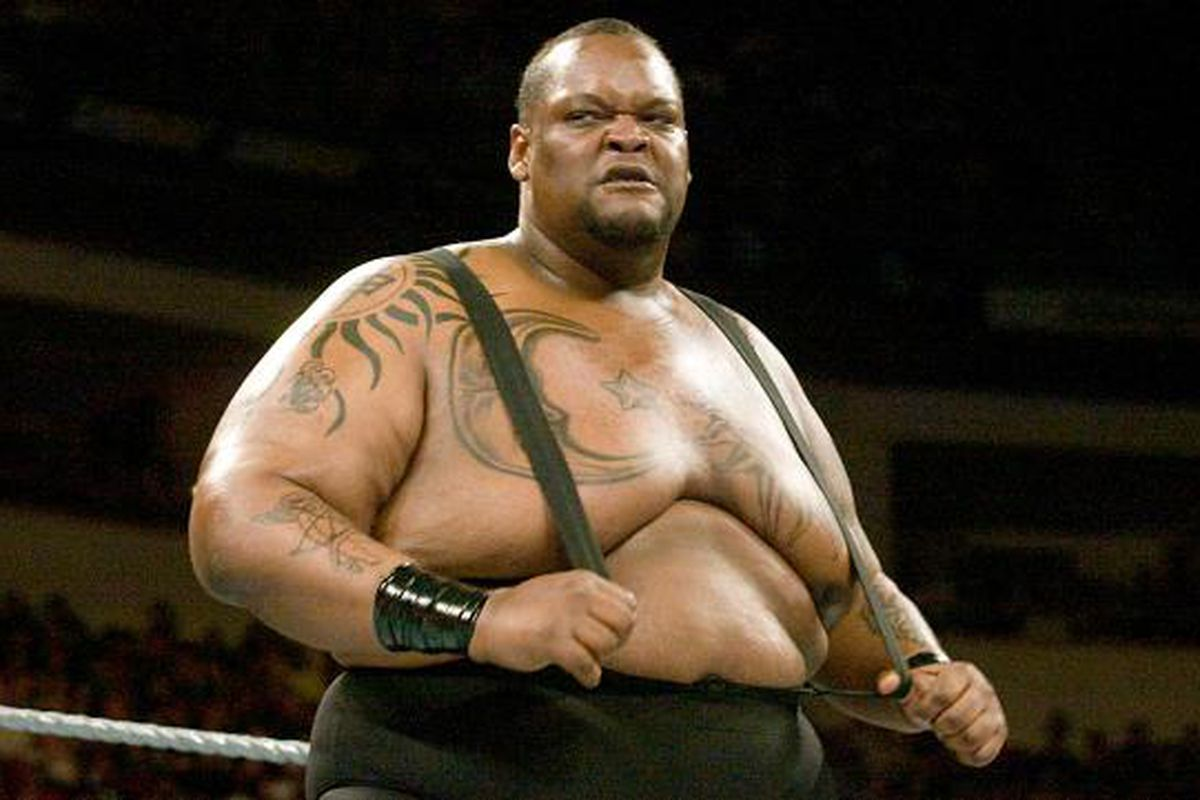 WWE Viscera