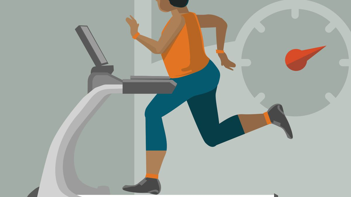 Why you shouldn't exercise to lose weight, explained with 60+