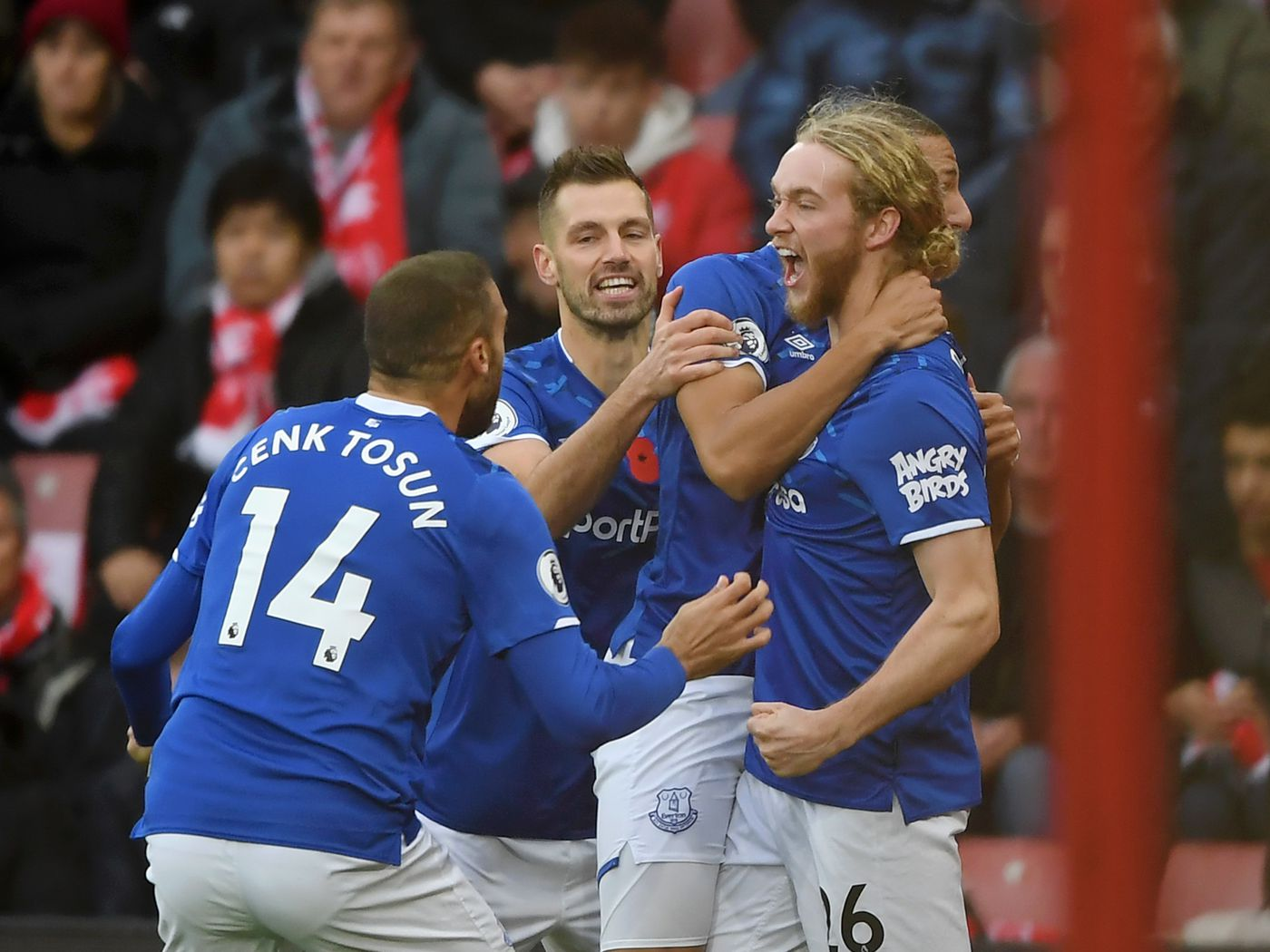 Everton At Southampton Live Blues Get First Away Win Of The Season Royal Blue Mersey