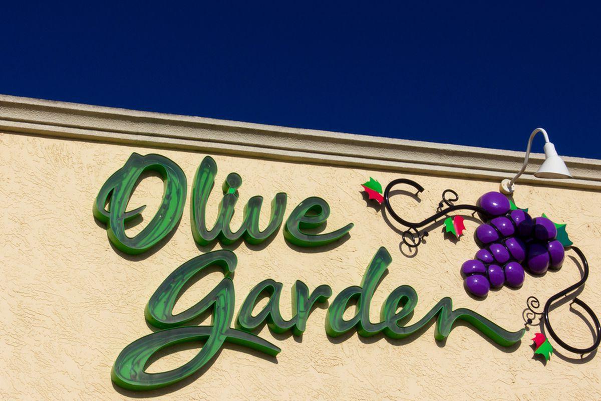 just - Olive Garden Salary