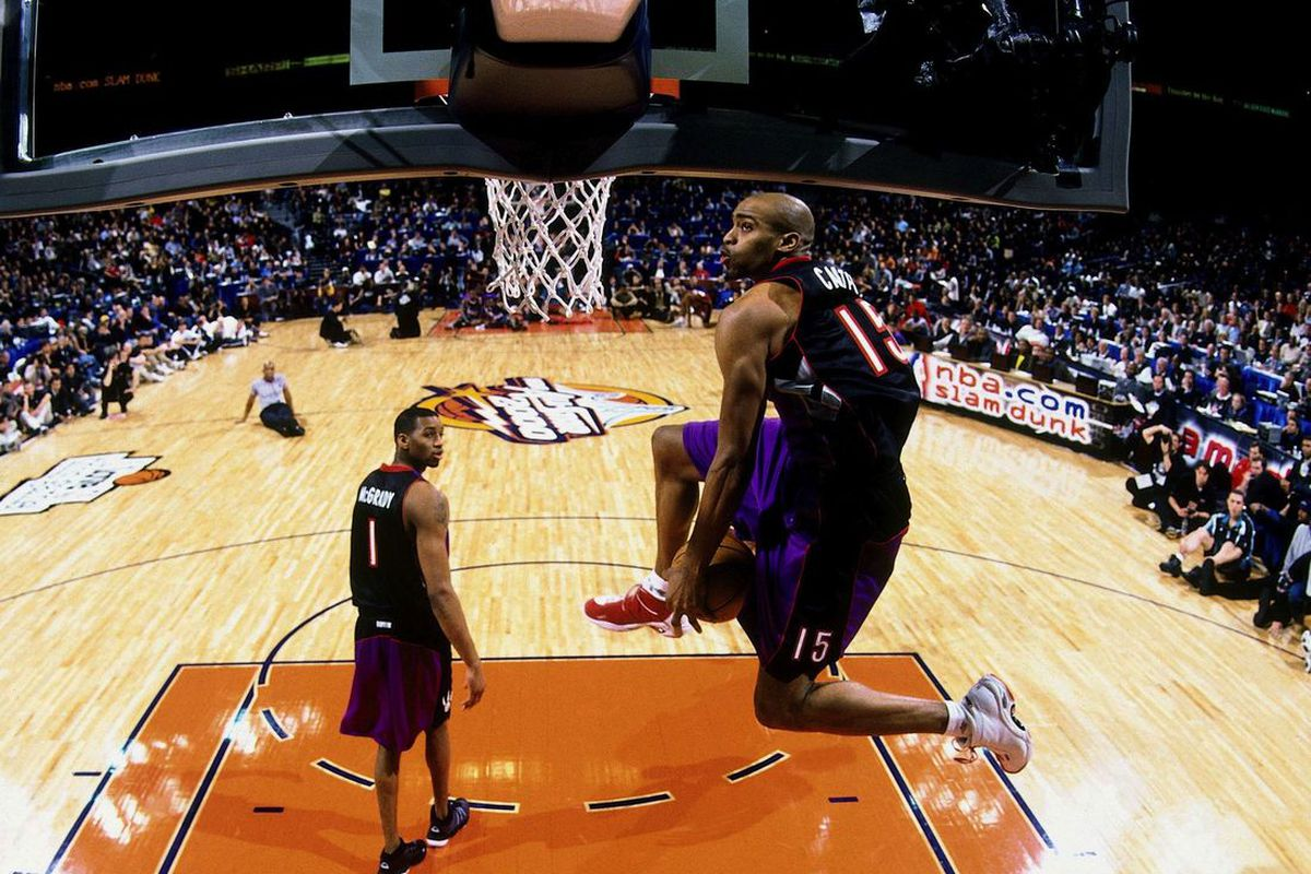 Reliving The Best (And Worst) Dunk Contests From All-Star Weekend