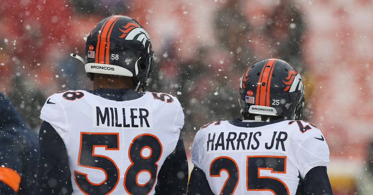 Von Miller and Chris Harris Jr. named to 2010s All-Decade Team