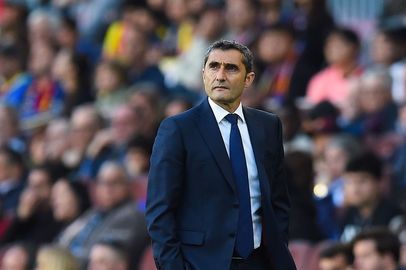 Valverde says he has not thought about resigning