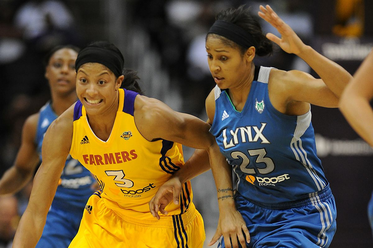 Maya Moore and Candace Parker have led two of the most successful WNBA draft classes in recent history.