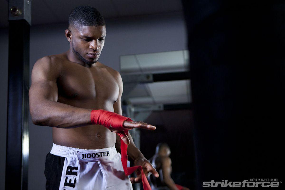 Paul 'Semtex' Daley 'K-1 style' kickboxing debut set for Feb