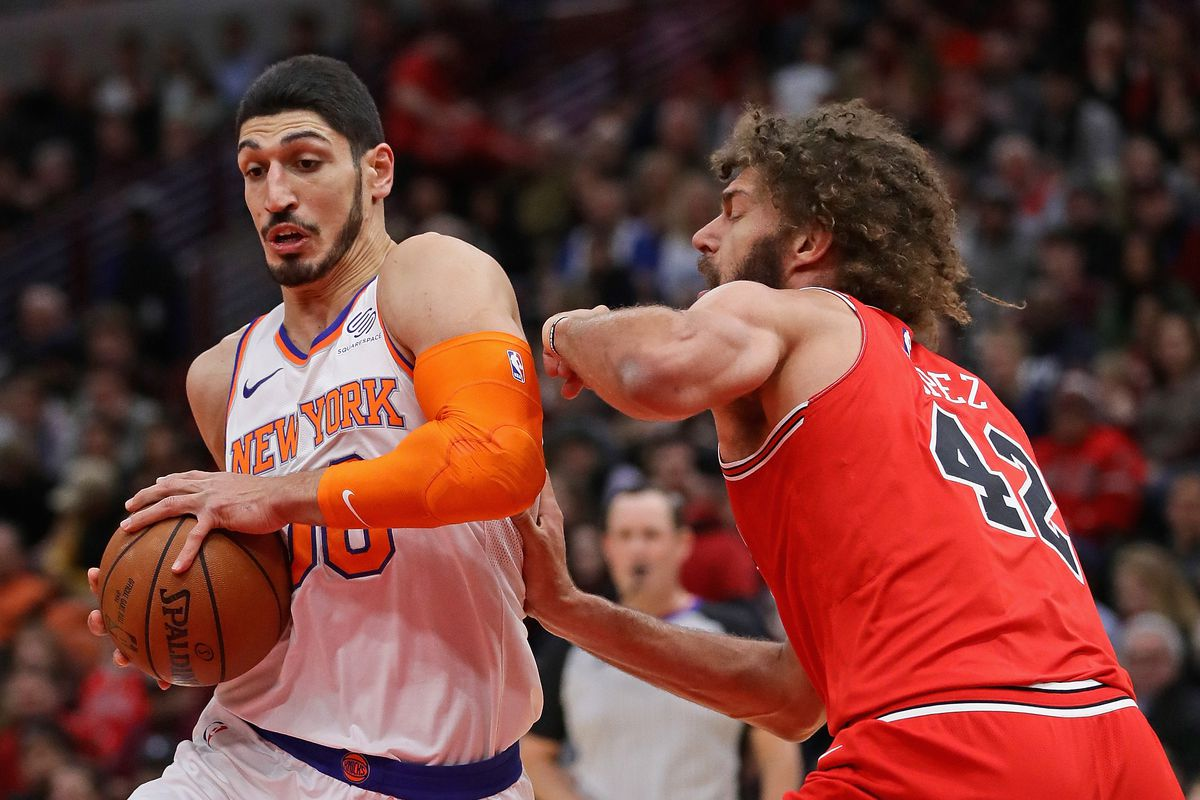 Enes Kanter emerges as a Chicago Bulls free agent target