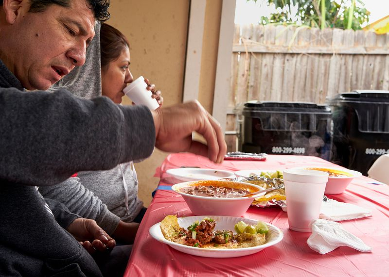 Barba Kush Mexican Breakfast