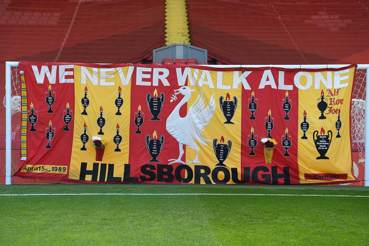 Liverpool FC Mark The 32nd Anniversary Of The Hillsborough Disaster
