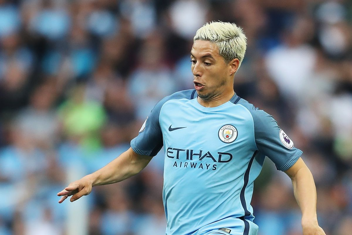 "Samir Nasri says Pep Guardiola tried ""until the last moment"" to"
