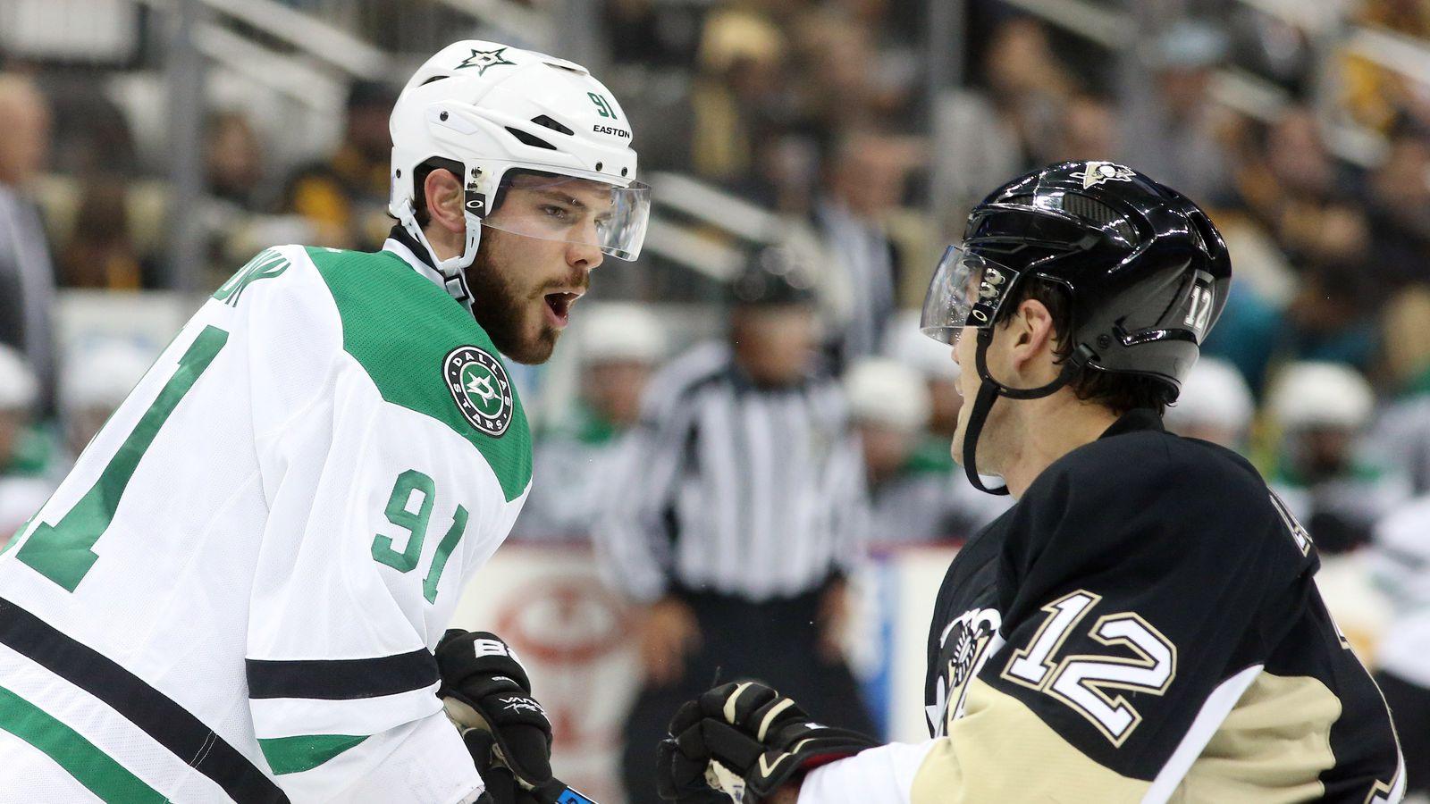 NHL博客委员会:讨论企鹅和星星的季后赛命运以及馅饼的优点