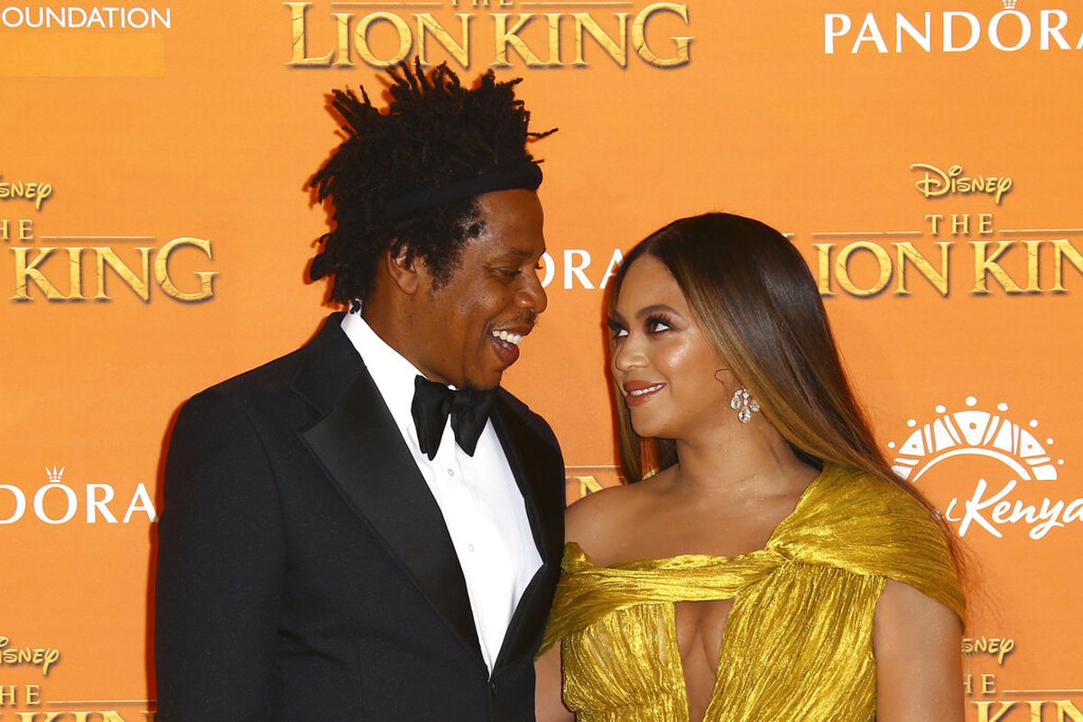 Beyonce is dropping a new album inspired by 'Lion King'