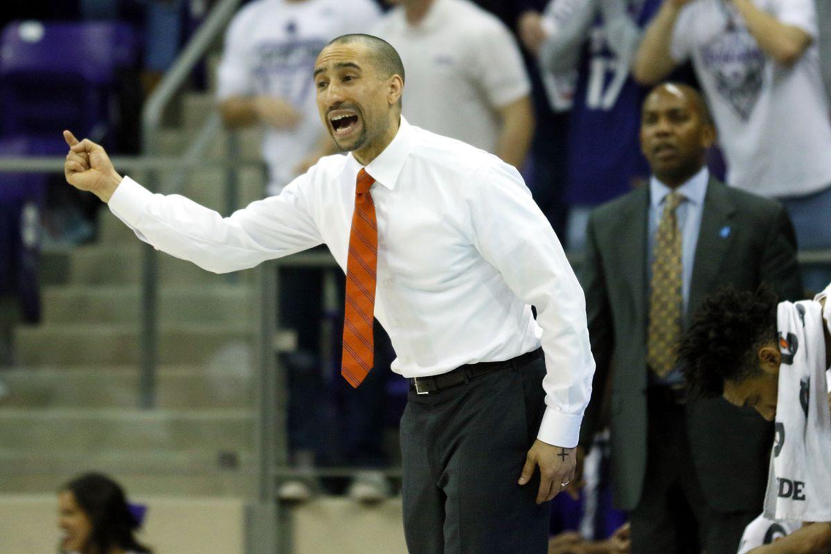 NCAA Basketball: Texas at Texas Christian