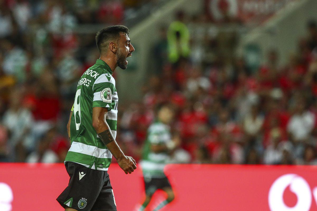 SL Benfica v Sporting CP - Portuguese SuperCup