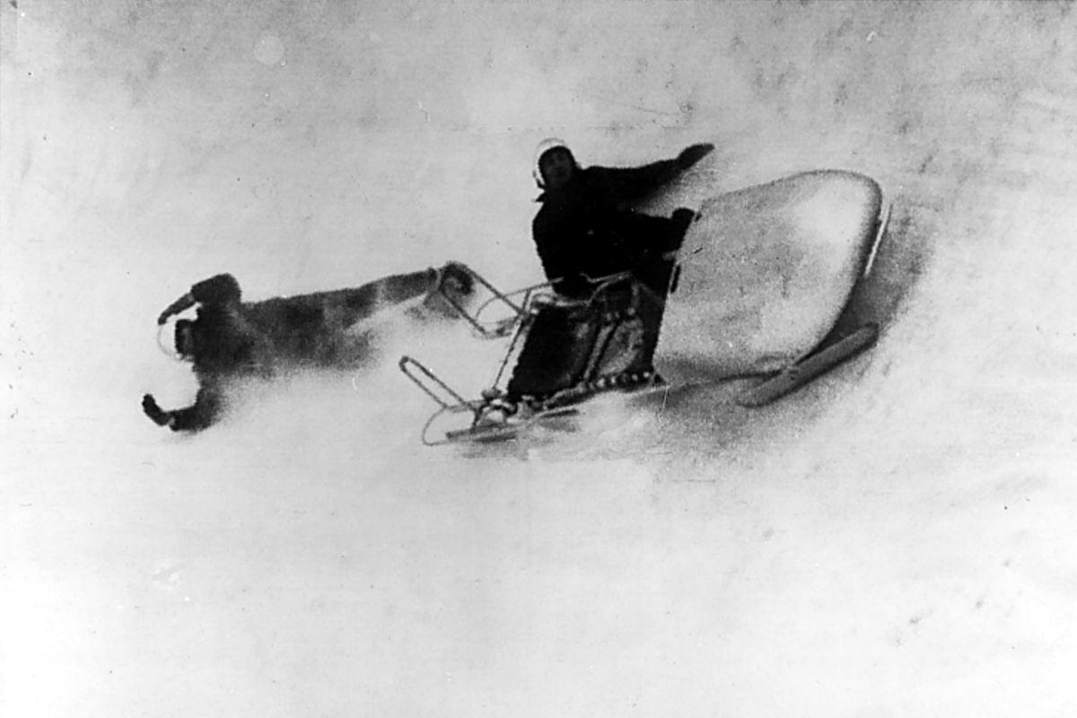 Winter Olympics 1956 Cortina