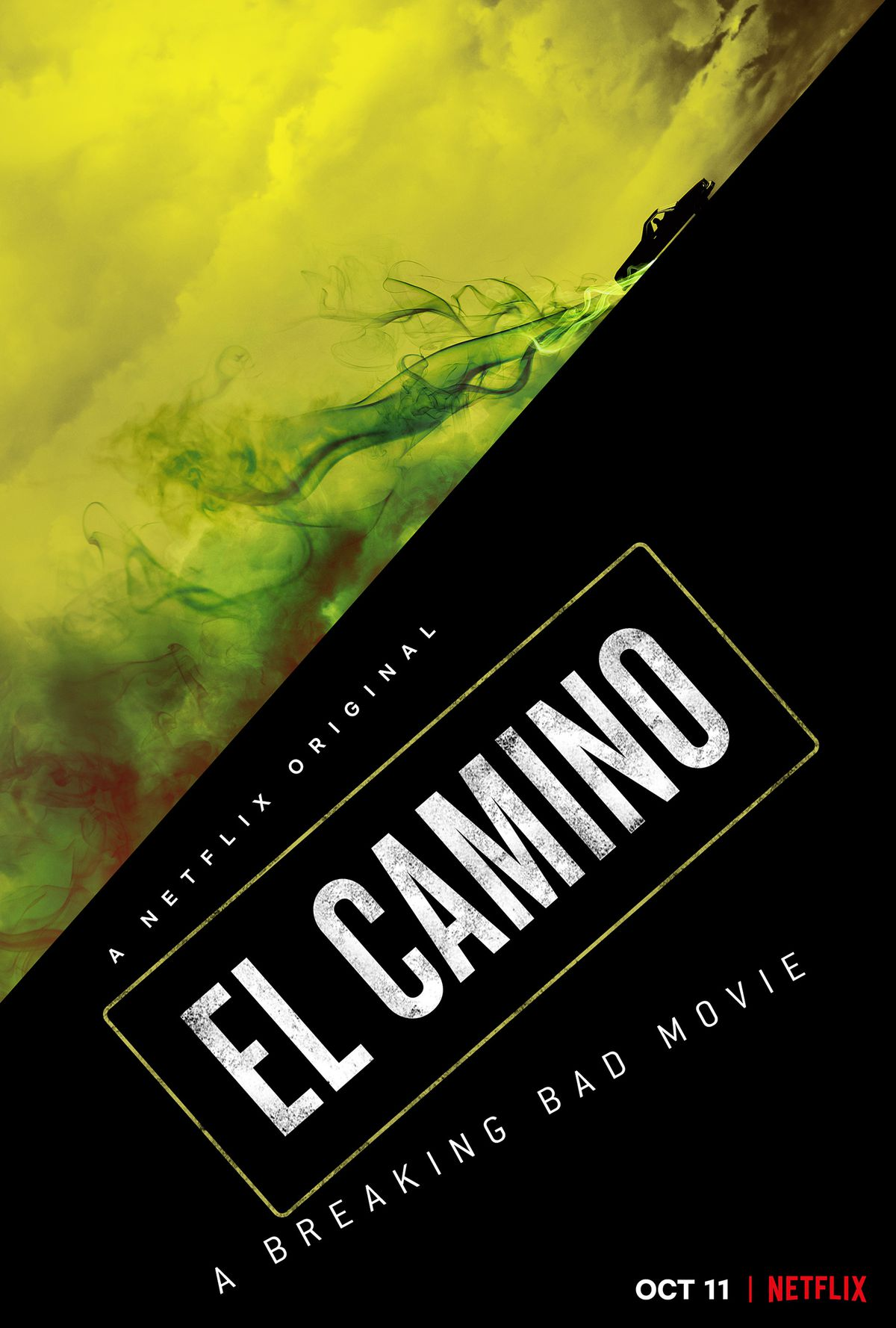 Image result for El Camino A Breaking Bad Movie
