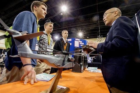 STEM expo introduces college and career opportunities for