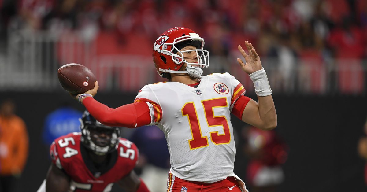 Chiefs Patrick Mahomes Something Smart And Special From Game Two