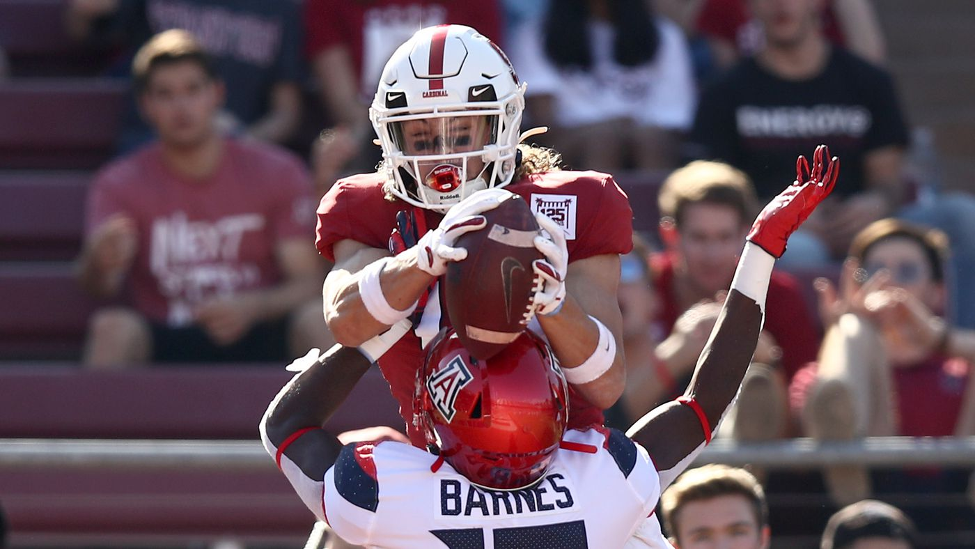Stanford Football: The top 10 catches of the David Shaw era - Rule ...