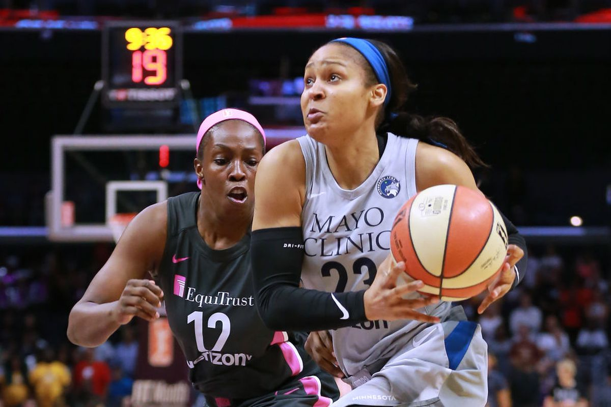 maya moore wnba lynx season night minnesota sparks preview getty reluctance takeaways three moores retire sit according reports trade even