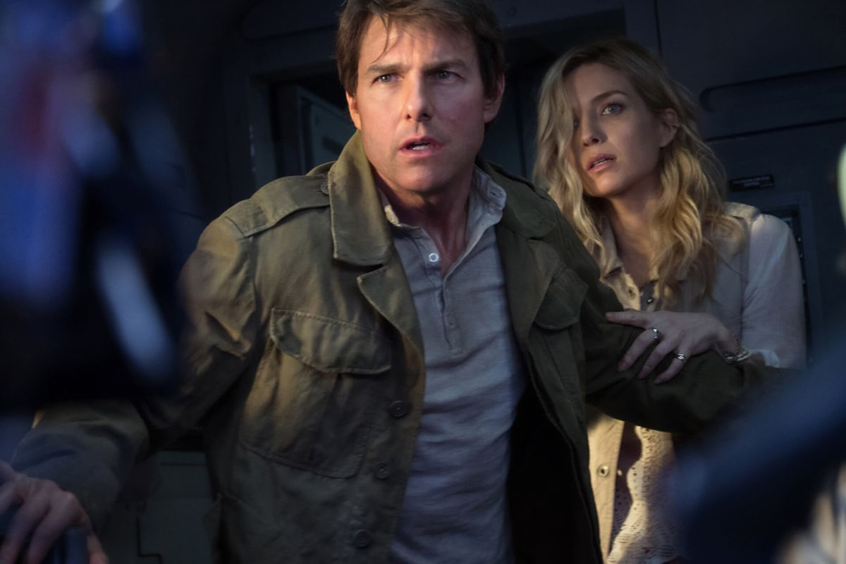 The Mummy official photo