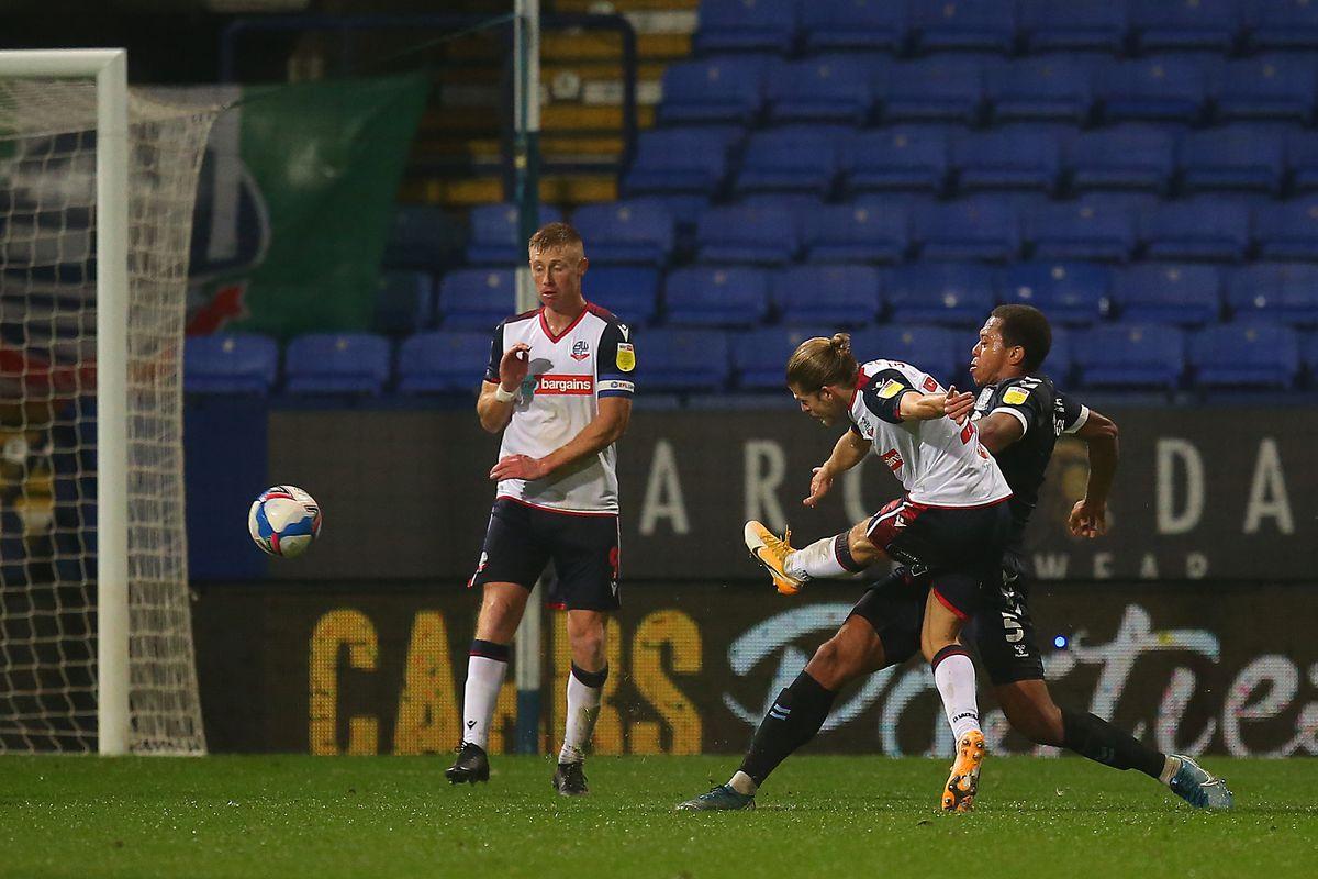 Bolton Wanderers v Southend United - Sky Bet League 2