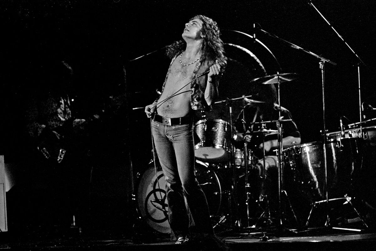 Led Zeppelin http://www.flickr.com/photos/heiner1947/4405597535/