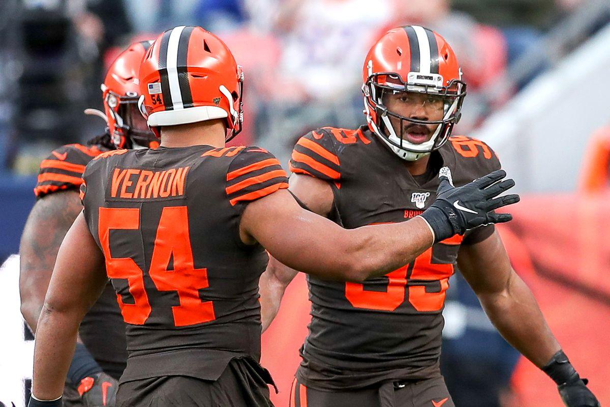 NFL: NOV 03 Browns at Broncos
