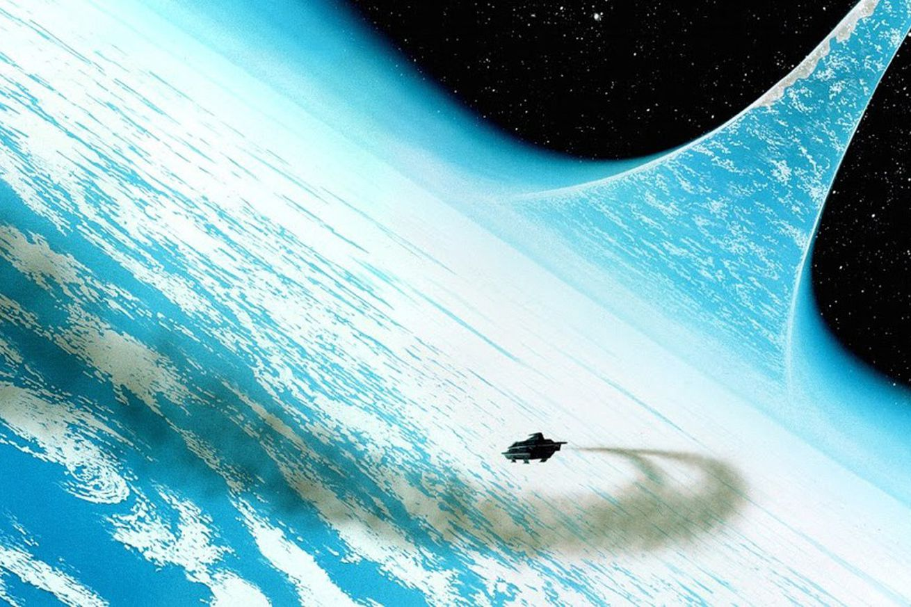 amazon is developing a series based on iain m banks sci fi novel consider phlebas