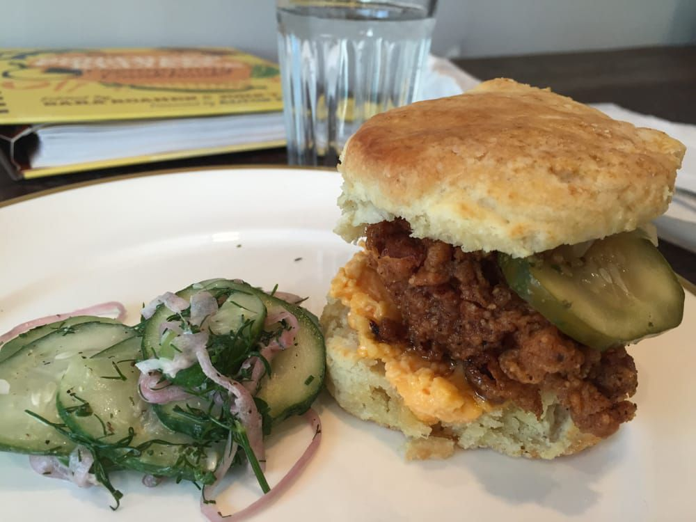 13 Fried Chicken Sandwiches That Hit The Spot