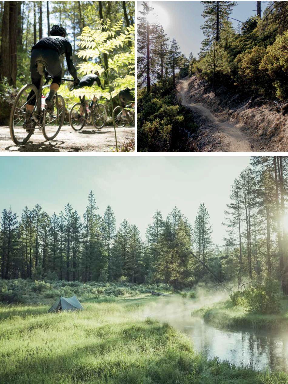 Gravel Cycling, by Nick Legan